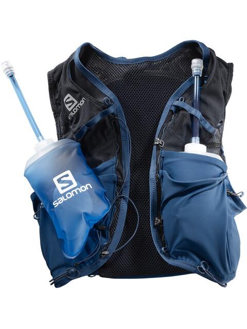 Salomon W's Adv Skin 8 Backpack Set Poseidon/Night sky